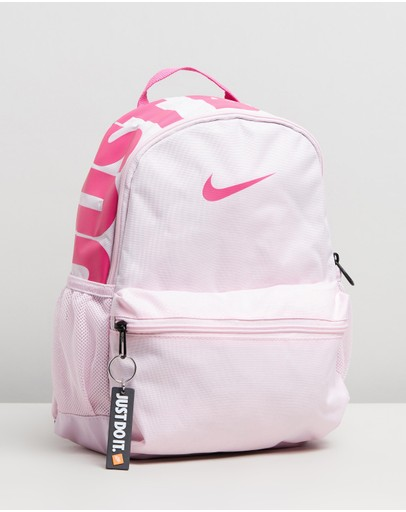 Brasilia Just Do It Backpack - Teens