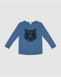 CHI KHI - Long Sleeve J Tee - Kids