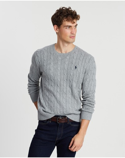 Polo Ralph Lauren - Long Sleeve Cable Sweater
