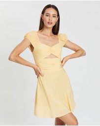 Bec + Bridge - Butter Daisy Mini Dress