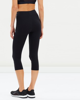 Pilot Athletic Aviatrix Finn 3 4 Tights - 3/4 Tights (Black)