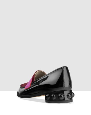 Habbot Visio Loafers - Flats (Black)