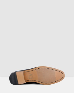 AQ by Aquila Penley Loafers - Dress Shoes (Black)