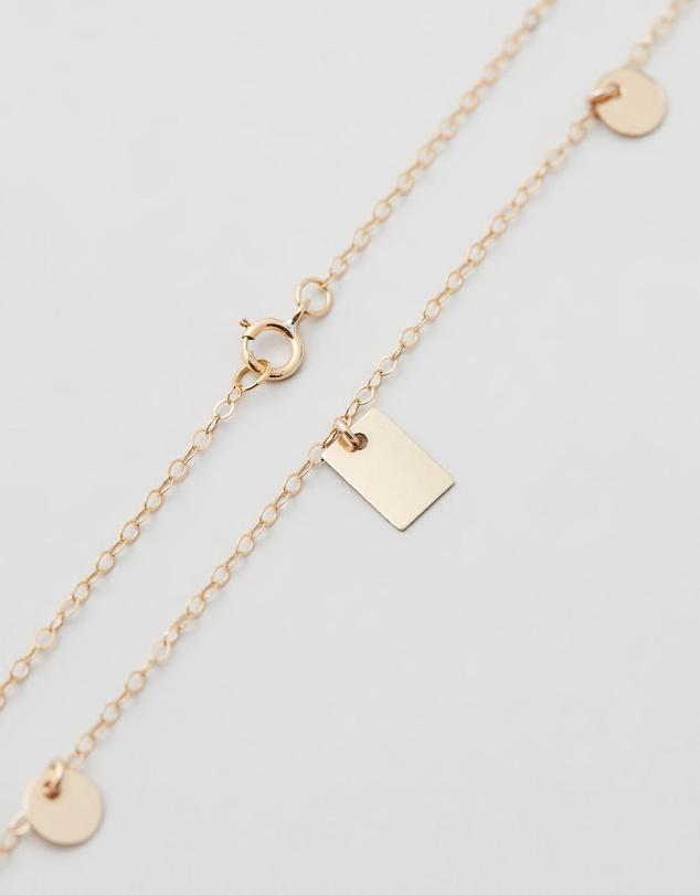 Women Daisy Necklace