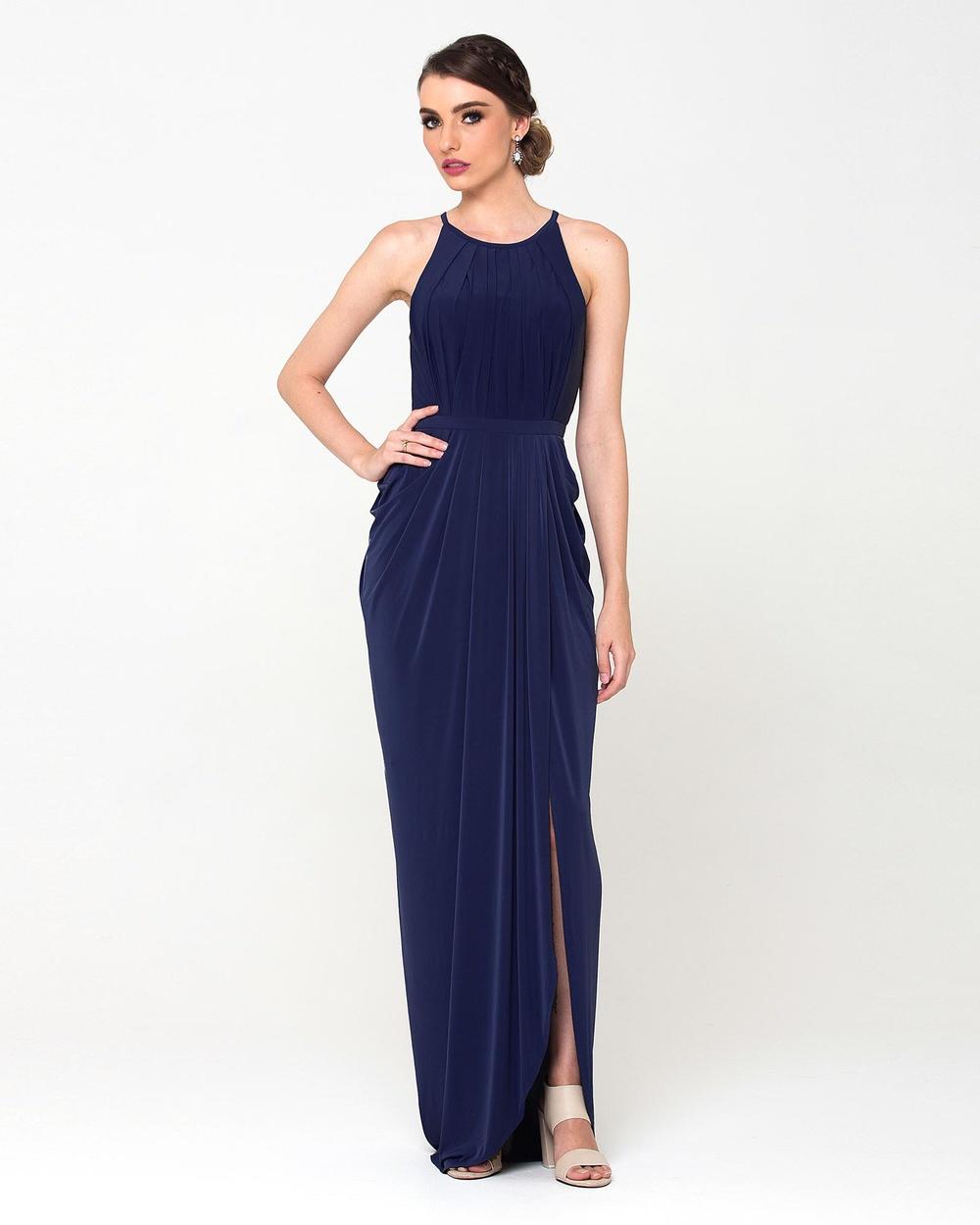 Tania Olsen Designs Sandra Dress Bridesmaid Dresses Navy Sandra Dress