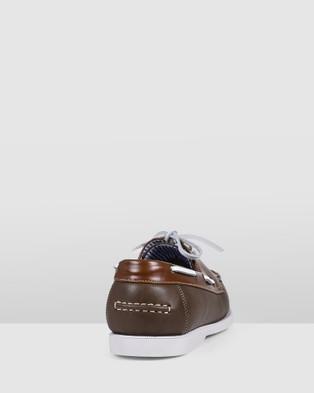 JM Alistair - Casual Shoes (Brown)