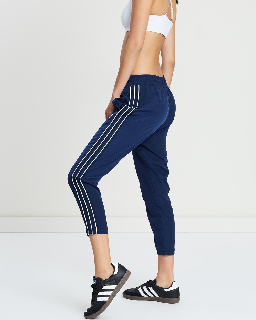 d15f7d49515e Styling Complements Cropped Pants by adidas Originals Online