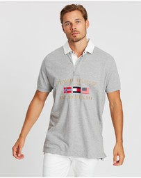 Tommy Hilfiger - Relaxed Rugby Polo Shirt