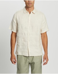 Assembly Label - Casual Short Sleeve Shirt