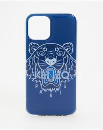 Kenzo - iPhone 12/Pro Tiger Resin Case