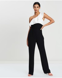 SABA - Liza One Shoulder Jumpsuit