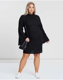 Atmos&Here Curvy - ICONIC EXCLUSIVE - Knit Dress