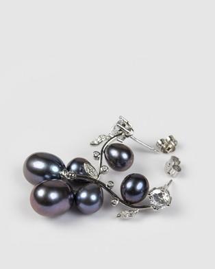 Marlafiji Diana Earrings - Jewellery (Silver)
