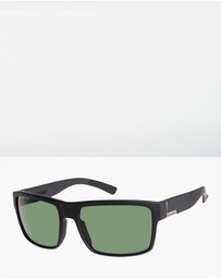Quiksilver - Mens Ridgemont Polarized Sunglasses