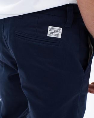 Deus Ex Machina Ford Pants - Pants (Navy)