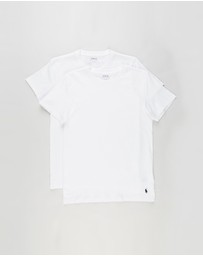 Polo Ralph Lauren - 2-Pack Short Sleeve Crew Tees