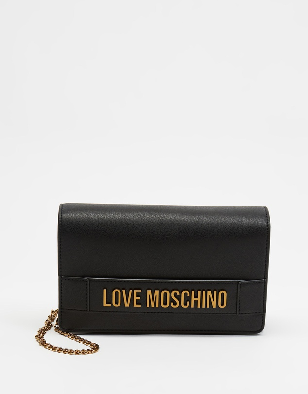 LOVE MOSCHINO - Smooth Cross-Body Bag
