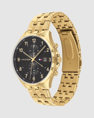 Tommy Hilfiger West Watches Gold