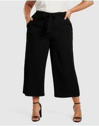 Forever New Curve - Misha Curve Straight Leg Pants
