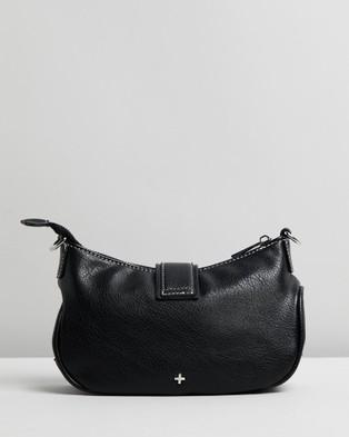 PETA AND JAIN - Lydia Shoulder Bag - Handbags (Black Contrast) Lydia Shoulder Bag