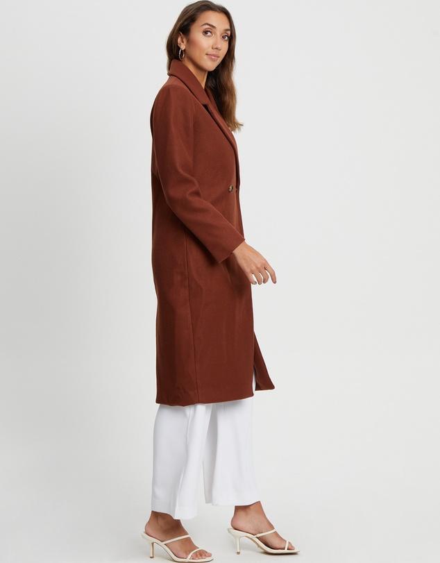 Women Shelby Oversized Coat