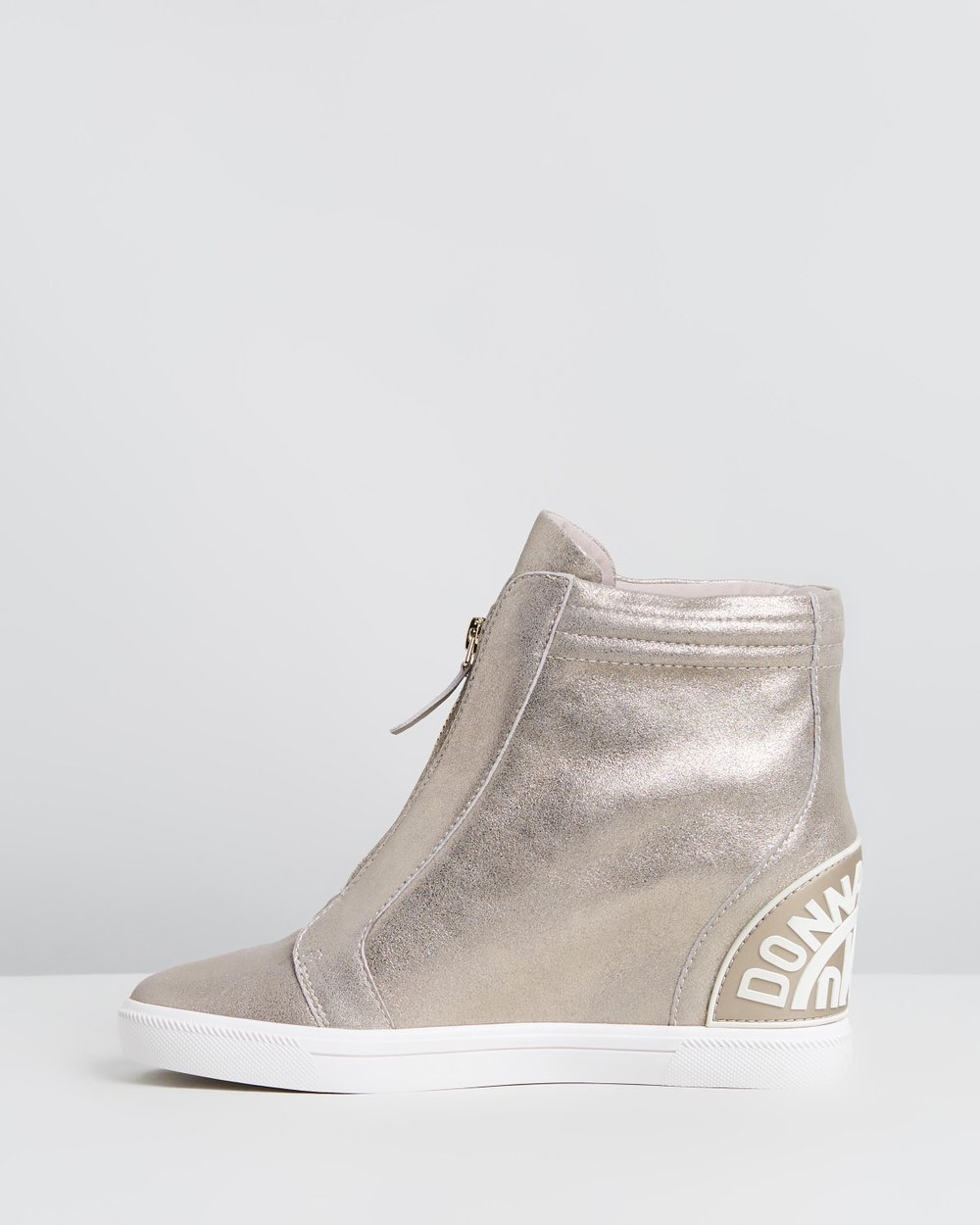 a728e3ccd9e Connie Wedge Sneakers by DKNY Online | THE ICONIC | Australia