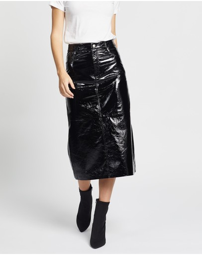 ENA PELLY - Long A-Line Skirt