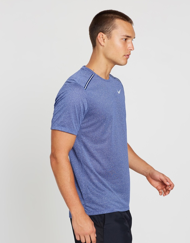 Nike - Dri-FIT Miler Cool SS Running Top - Men's