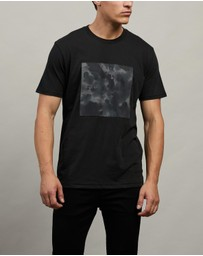 rag & bone - Camo Box Tee