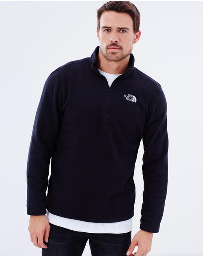 The North Face - Men's TKA 100 Glacier 1/4 Zip