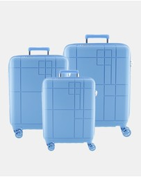 Echolac Japan - Los Angeles 3 Piece Set Luggage