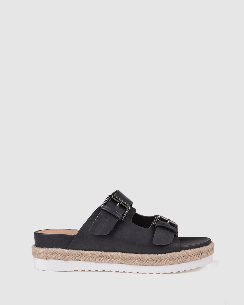 Verali Denmark Sandals Black