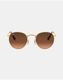 Ray-Ban - Round Metal Gradient RB3447