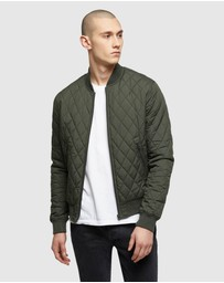 Oxford - Barney Quilted Puffa Jacket