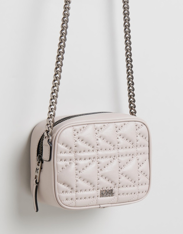 Karl Lagerfeld - K/Kuilted Studs Camera Bag