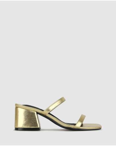 Betts - Pascal Block Heel Sandals
