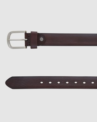 Aquila Renford Belt - Belts (Brown)