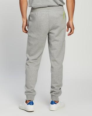 Emporio Armani EA7 Fleece Sweatpants - Sweatpants (Medium Grey)