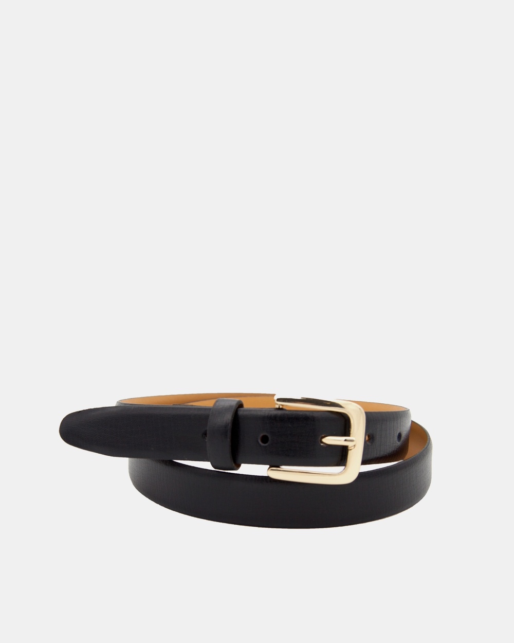 Loop Leather Co Bliss Belts Black