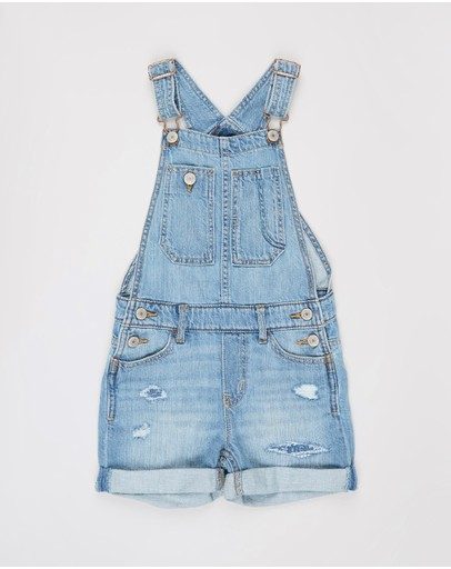 GapKids - Destructed Shortalls - Teens
