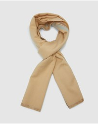 Oxford - Leon Block Stripe Scarf
