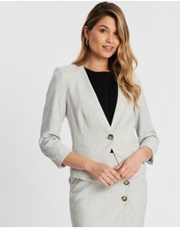 Marcs - Riley Linen Mix Jacket