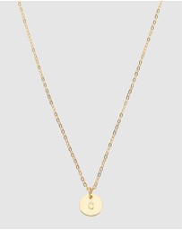 Dear Addison - Kids - Letter C Necklace