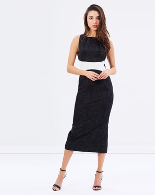 Romance by Honey and Beau – Grace Dress Black