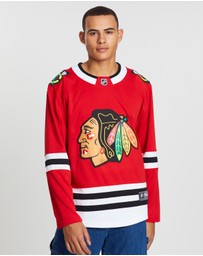 Majestic - Chicago Blackhawks Home Jersey