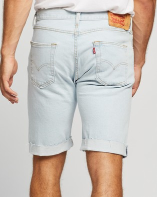 Levi's 501 Original Cut Off Shorts - Denim (Turkey Short)