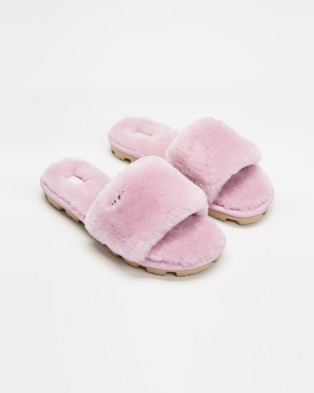 UGG Cozette Slippers   Women's - Slippers & Accessories (Aster)