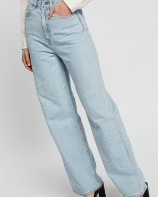 Levi's High Loose Jeans - High-Waisted (Loosey Goosey)