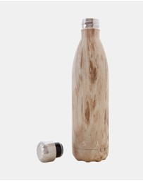 S'well - Insulated Bottle Wood Collection 750ml Blondewood