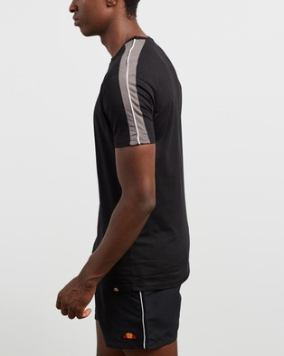 Ellesse Carcano Tee - Short Sleeve T-Shirts (Black)